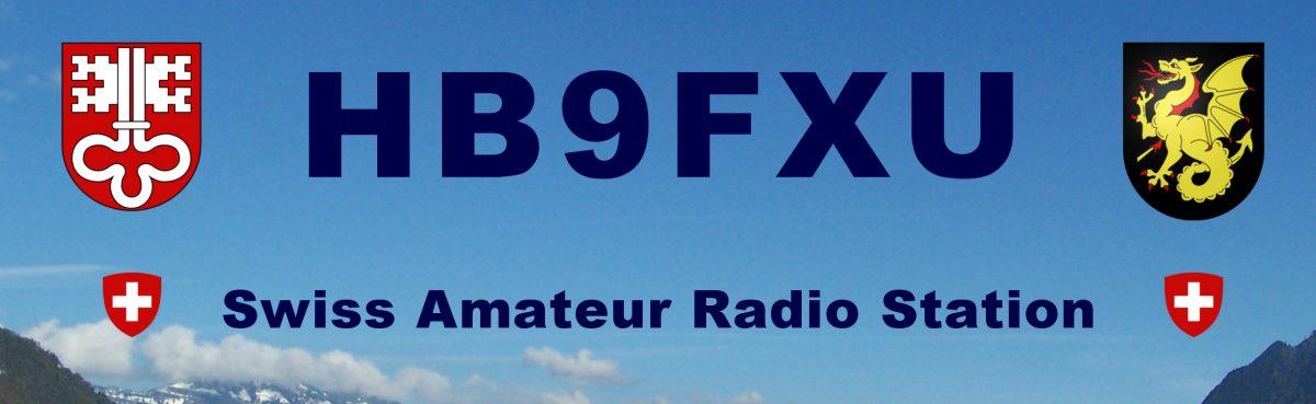 HB9FXU – Swiss amateur radio station
